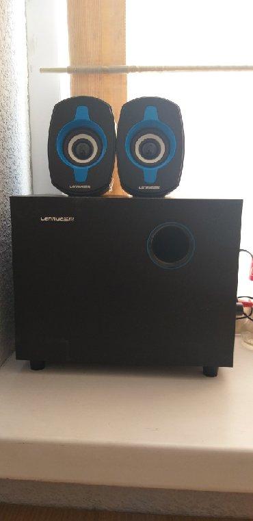 Компьютерная калонка Lenrue C5 Суппер Басс