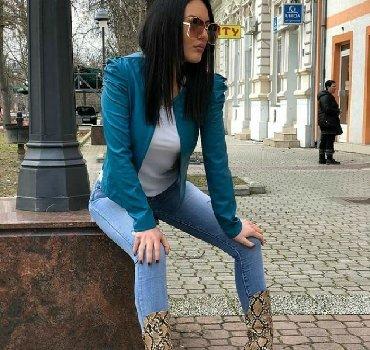 Kozne rukavice - Srbija: Fantasticna kombinacija za prolece. Jednostavne uzane pushupp