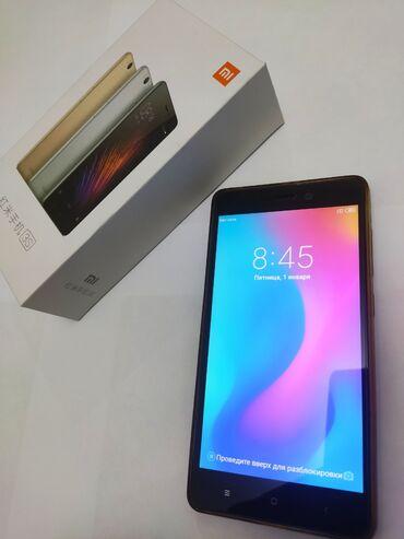 диски шкода 16 в Кыргызстан: Б/у Xiaomi Redmi 3S 16 ГБ Серый