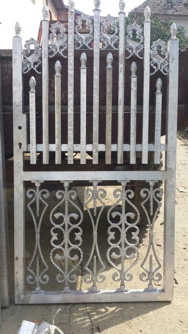 Aluminijumska kapija I ograda povoljno - Veliko Gradiste