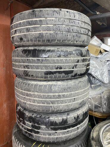 диски r15 цена в Кыргызстан: Шины 205/65/15 комплект лето  Цена 3500