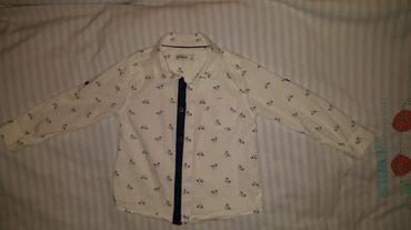 Рубашка Mamino, на 2-3 года, 100 % хлопок. в Бишкек