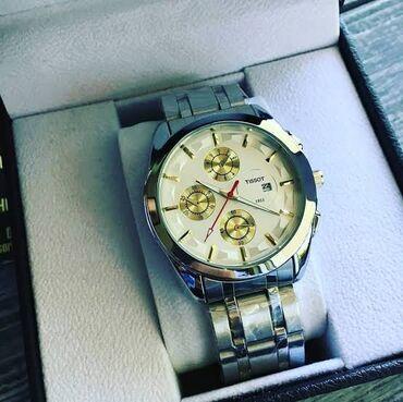 tissot pr100 automatic в Кыргызстан: Серебристые Унисекс Наручные часы Tissot