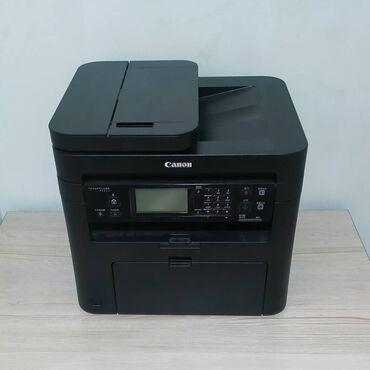 туалетная бумага бишкек in Кыргызстан   КАНЦТОВАРЫ: Лазерный принтер, 3в1, мфу, печатает, копирует, сканирует canon mf235