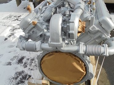 Продам Двигатель ЯМЗ 238НД5. Устанавливается на МАЗ, КАМАЗ, Урал, в Талас