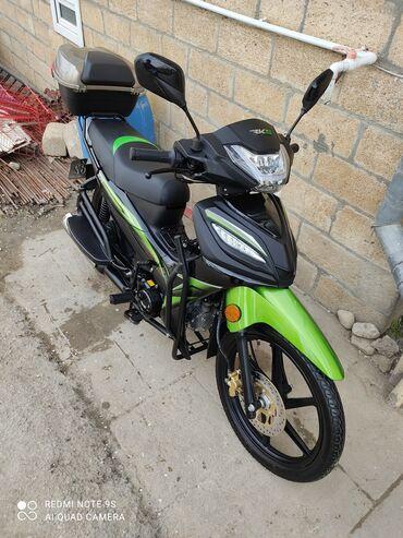Motosiklet və mopedlər - Azərbaycan: Moped sniper teze kimidi zavadiskoy nece var eledi idyal vezyetdedi
