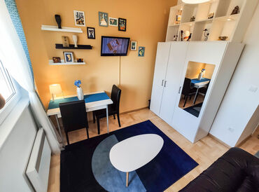 Apartment for rent: 1 soba, 27 kv. m sq. m., Beograd