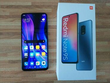 xiaomi зарядка в Азербайджан: Новый Xiaomi Redmi Note 9S 128 ГБ Синий