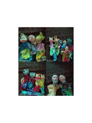 Детский мир - Милянфан: Продам кукольных героев со сказок для малышей
