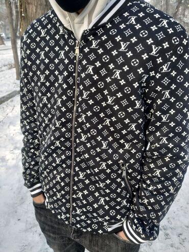 жакет бомбер в Кыргызстан: Бомберы Louis Vuitton - акция 70%✓Хорошего качества!Made in