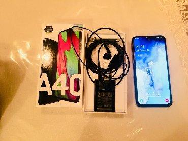 bmw 5 серия 535i mt - Azərbaycan: Samsung A40 64 GB qara