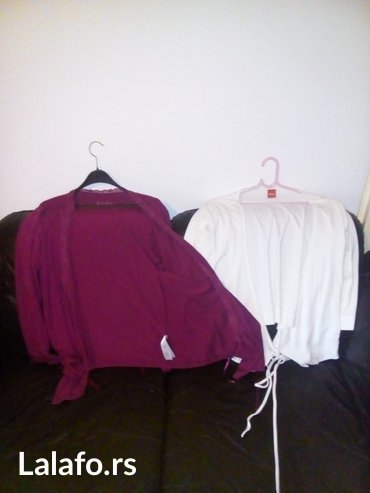 Kardigani 2 kom - vel 44 ( xl-xxl) in Novi Sad - photo 2