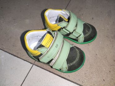 Anatomski ranac - Crvenka: Odlicne kozne patike/cipele za prohodavanje sa anatomskim uloskom. Vel