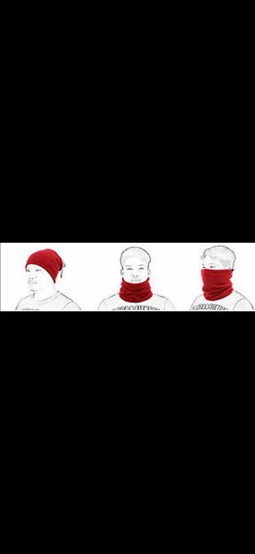 Qadınlar üçün duvaqlı papaqlar - Azərbaycan: Yanliz bi̇zdə həm papaq həm boyunluq həm də mask kimi istifadə etmək