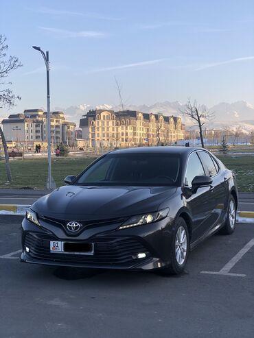 Toyota Camry 2 л. 2018   140 км