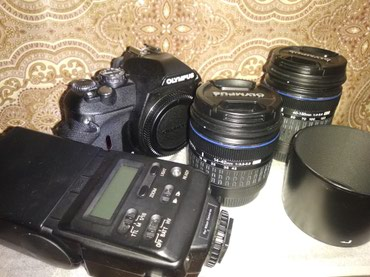 Фотоаппарат почти новый. в Бишкек