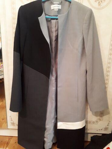 Женская одежда - Арчалы: Продаю легкий фирменный тренч,размер 46(l),цена 2000 сом