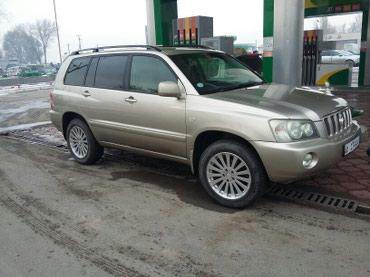 Toyota Kluger 2002 в Бишкек