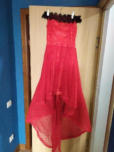 льняные вязаные платья в Кыргызстан: Платье Вечернее Elegant S