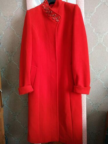 Производство Турция кашемировое пальто 42 размер. Распродажа