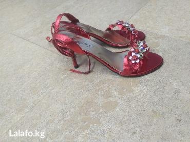 Продаю босоножки 37 размер в Бишкек