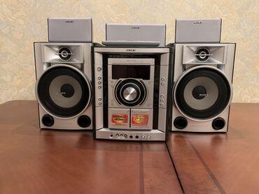 g динамики в Кыргызстан: Музыкальный центр Sony MHC-GNZ8DОптический привод: DVDКомплект