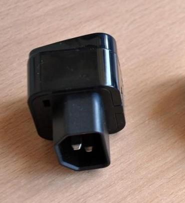 аккумуляторы для ибп toyama в Кыргызстан: Переходник ИБП UPS на розетку обычную
