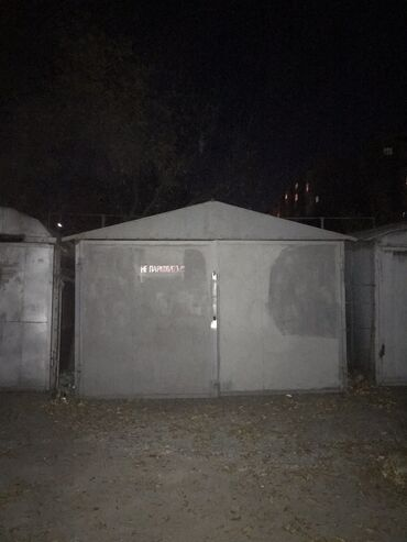 Продается гараж высота 2 м., по улице Усенбаева/Боконбаева г. Бишкек