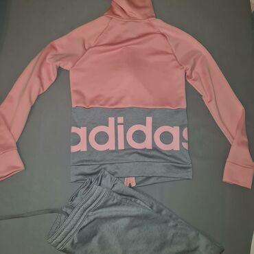 Barum barum - Srbija: Adidas original trenerka, kao nova