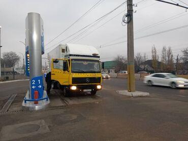 Мерседес гигант 814 в бишкеке - Кыргызстан: Срочно продаю Мерседес бенц 814 Turbo