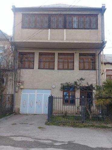 Gəncə şəhərində Gencede tecili villa satilir 3 mertebeli 120000