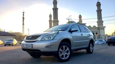 Toyota Harrier 3 л. 2005 | 100 км