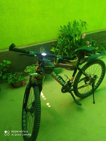Спорт и хобби - Кызыл-Суу: Велоаксессуары