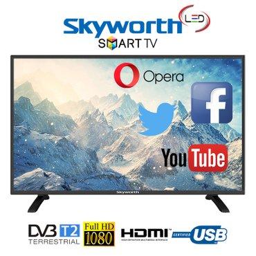 Телевизоры Skyworh SMART - TV (WiFI)Встроенные приложения (Opera в Бишкек