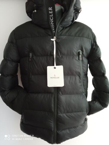 Moncler xl velicina - Srbija: Vrhunska zimska jakna Moncler Jos M—XL—3XL velicina