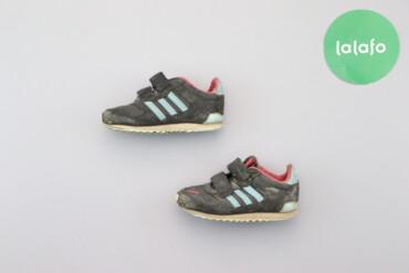 Дитячі кросівки Adidas, 16 см    Стан задовільний, потертості, бруд