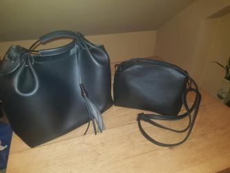Torba cm x - Srbija: Odlična PS fashion torba. Crna. Veličina 35 x 25 cm. Uz nju poklon