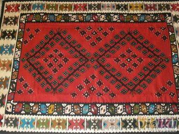 Cilimi - Srbija: Na prodaju rucno tkani cilimi, heklani stolnjaci i sustikle. Cena