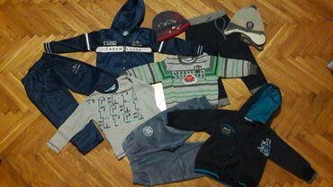 Paket odeće - Sivac: Paket za dečake Vel 2