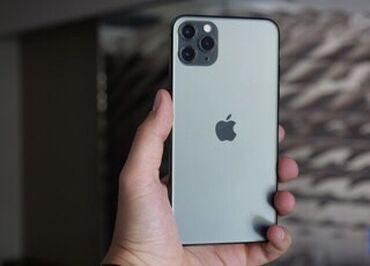 штатив тренога для телефона в Кыргызстан: Б/У IPhone 11 Pro 64 ГБ Зеленый