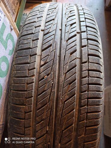 шина 205 65 r15 в Кыргызстан: Продаю комплект зимних шин в отличном состоянии 205/65/R15 Henkook