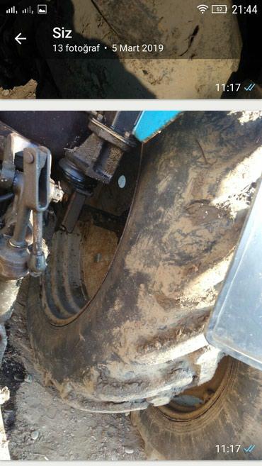 Traktor 89.2 tekerleri 2 eded arxa 2 eded qabaq Cox ucuz Qiymete в Masallı