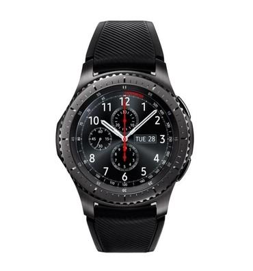 samsung gear s3 в Кыргызстан: Смарт-часы Samsung Gear S3 14 000 сом