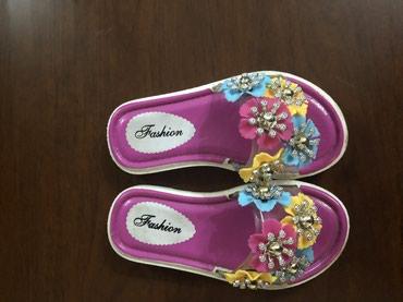 Детская обувь в Кок-Ой: Тапочки детские 24 р
