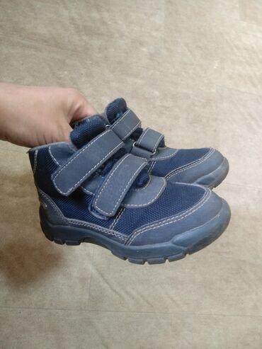 Термо-ботинки 26 р ЗИМАСтелька 17 см Мембрана TentexХорошего качества