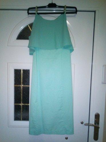 ΣΕΒΗ Φορεμα ως το γονατο πολυ κομψο! με ανοιχτη πλατη!! σε Γαλατάς - εικόνες 4