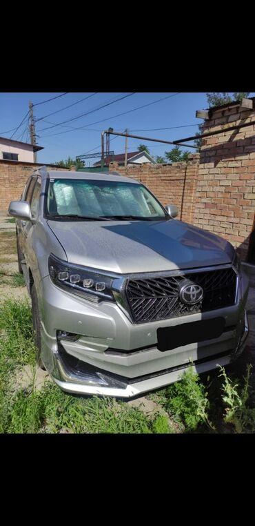 Транспорт - Чон-Таш: Toyota Land Cruiser Prado 3 л. 2011   155 км
