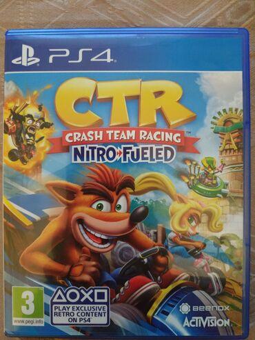 nike team hustle d7 в Кыргызстан: Crash team Racing на PS4