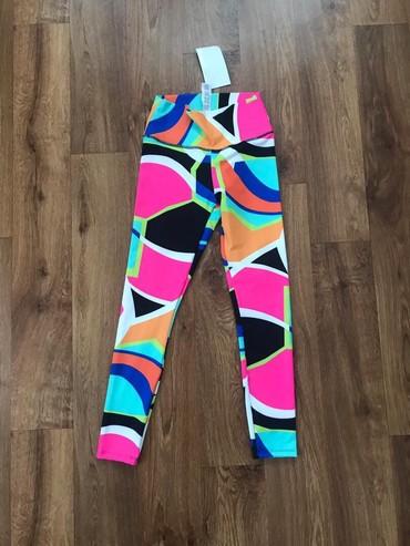 Женские брюки в Чаек: Спортивные лосины,фирменные. Привезены с Америки. Размер S