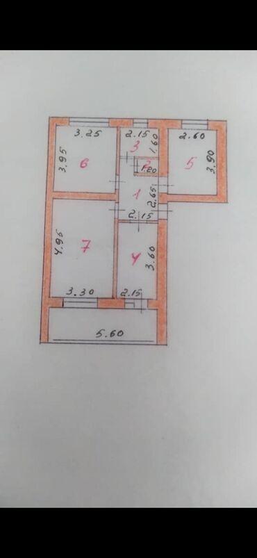 Недвижимость - Покровка: 3 комнаты, 67 кв. м Бронированные двери, Евроремонт, Не сдавалась квартирантам